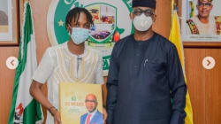 Governor Abiodun appoints Laycon as youth ambassador of Ogun state,gives him house and cash