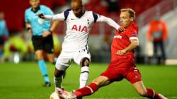 Sloppy Tottenham suffer historic loss against Antwerp