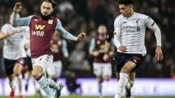 Liverpool trash Aston Villa to reach FA Cup 4th round