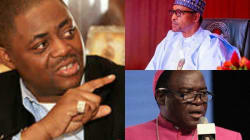 Jump into lagoon if you don't accept Kukah's comment on Buhari : Fani-Kayode