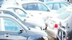 Lagos task force impounds 60 vehicles for traffic offences