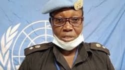 Peacekeeping: UN recognises Nigerian policewoman.