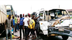 Wedding Guest Dies, Groom's Legs Crushed In Kwara Road Accident
