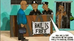 When Bail Is Actually Free, I Will Believe The Police Has Been Reformed