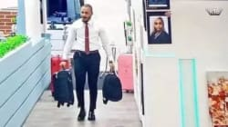 """Where Do You Think You Are Going?"""" Reactions As BBNaija Ozo Posted This After President Buhari's Speech"""