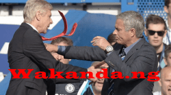 Read why Wenger omitted Mourinho in his book