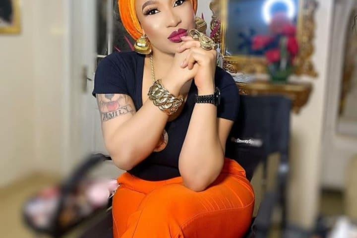s3x doesn't guarantee a man will marry you – Tonto Dikeh