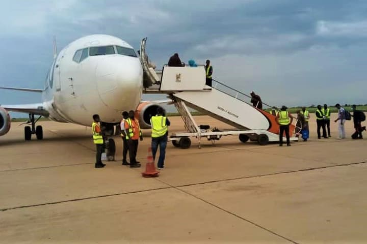 Airlines Resume Flights Saturday, Sunday