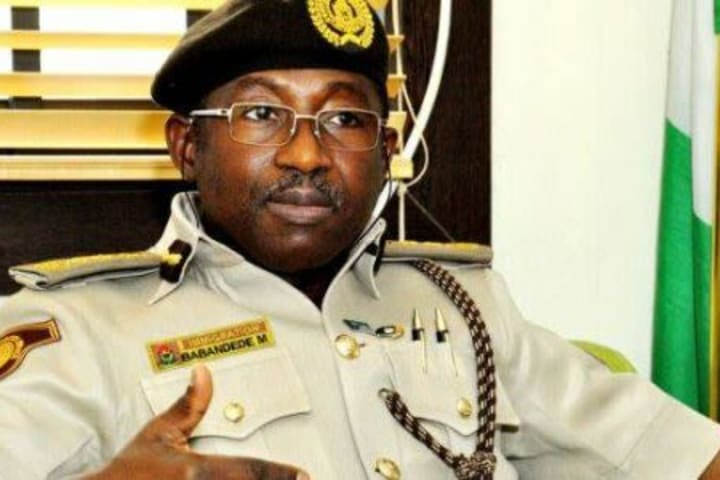 Many officers of Immigration Service to wear new rank – CG