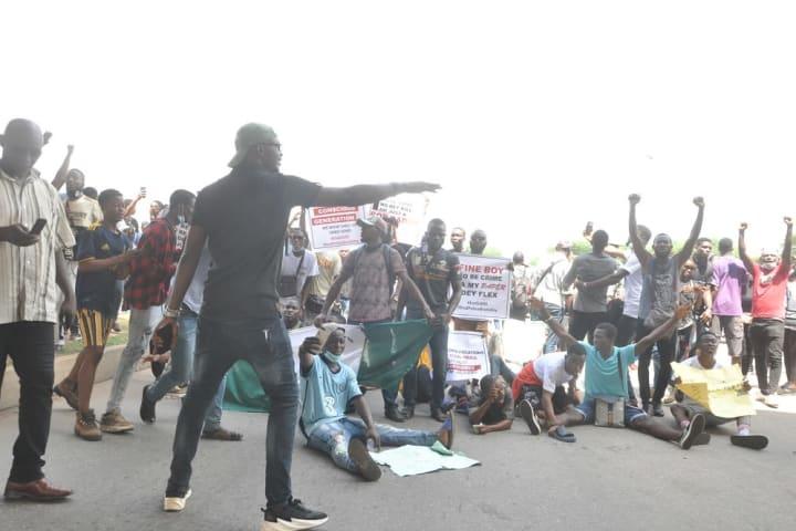 Buhari Says 69 Nigerians Killed In #EndSARS Unrest
