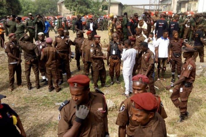 Amotekun shoots okada rider dead in Ibadan