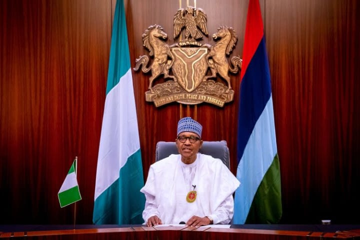 What Nigerians should do before criticizing my administration – Buhari