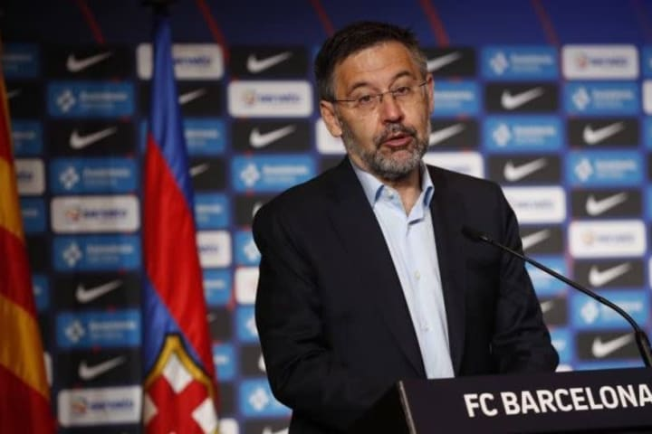 Bartomeu FC Barcelona ex-president arrested, Camp Nou raided by police