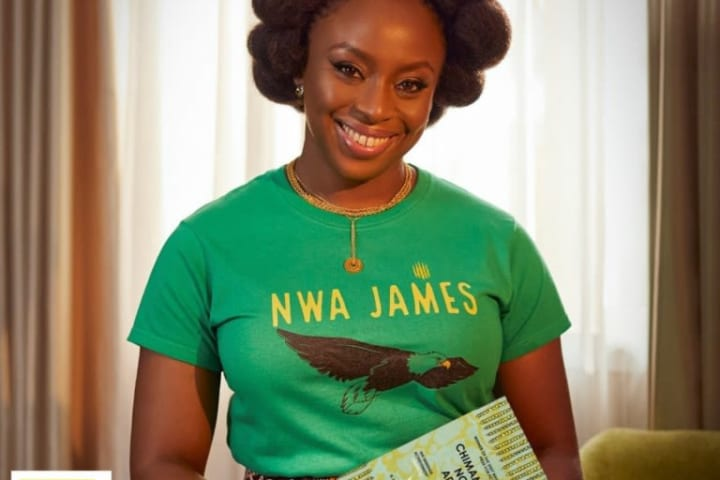Why Chimamanda is in 'demand' everywhere