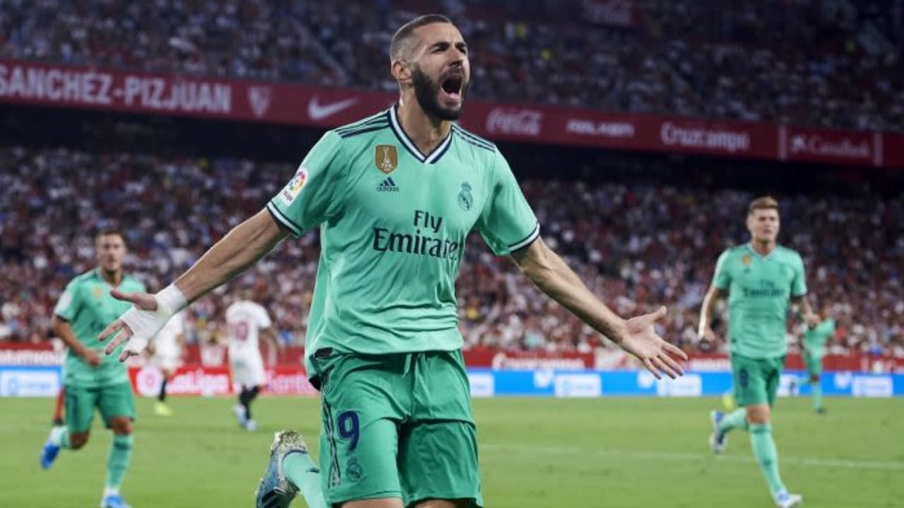 Benzema missing in Real Madrid squad to Atalanta