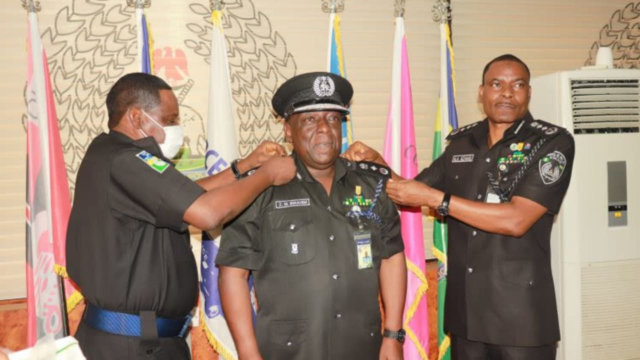 You must render selfless service to Nigeria, IGP charges newly promoted DIGs