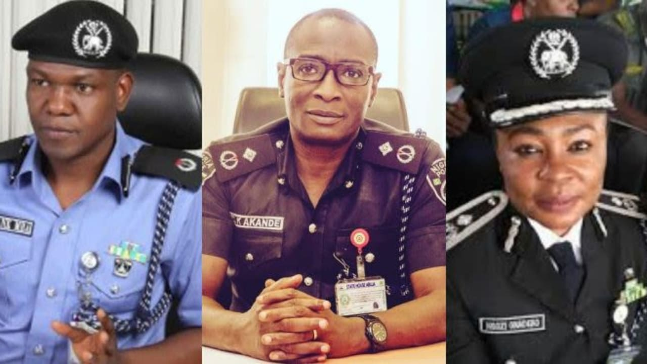 Frank Mba stays as CP Force PRO, 20 other CPs redeployed