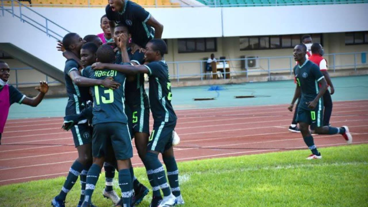 WAFU U-17: Golden Eaglets squeeze into semi-finals on goal difference