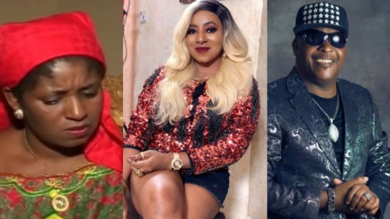 Nollywood actress Mide Martins reacts to allegation she abandoned brother