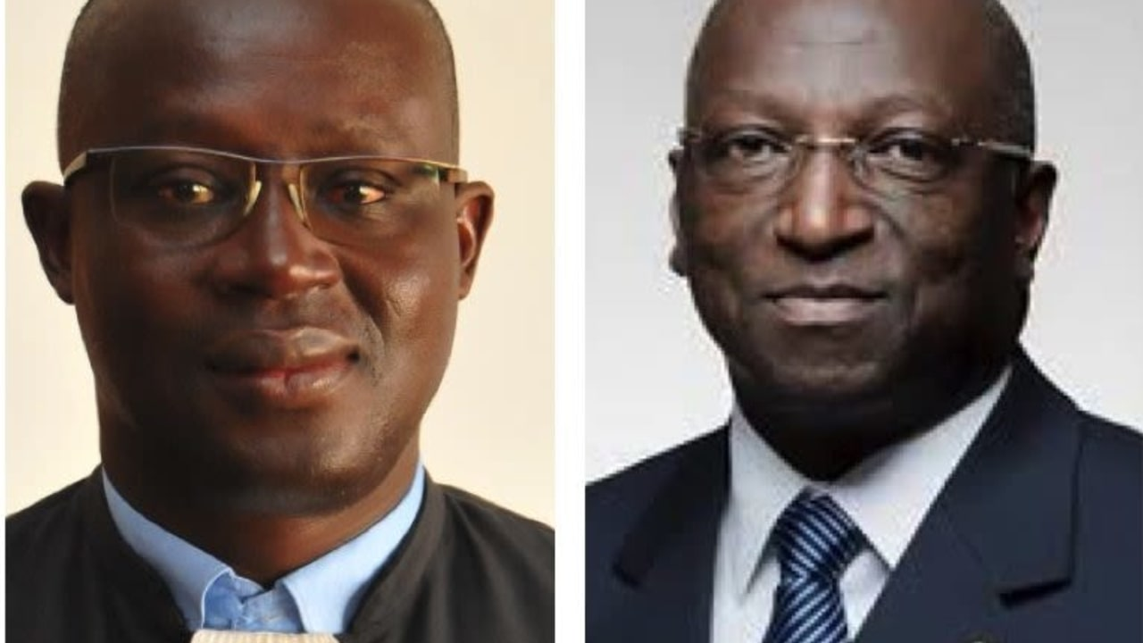 CAF clears Senghor, Anouma for presidential race, 2 others wait for clearance