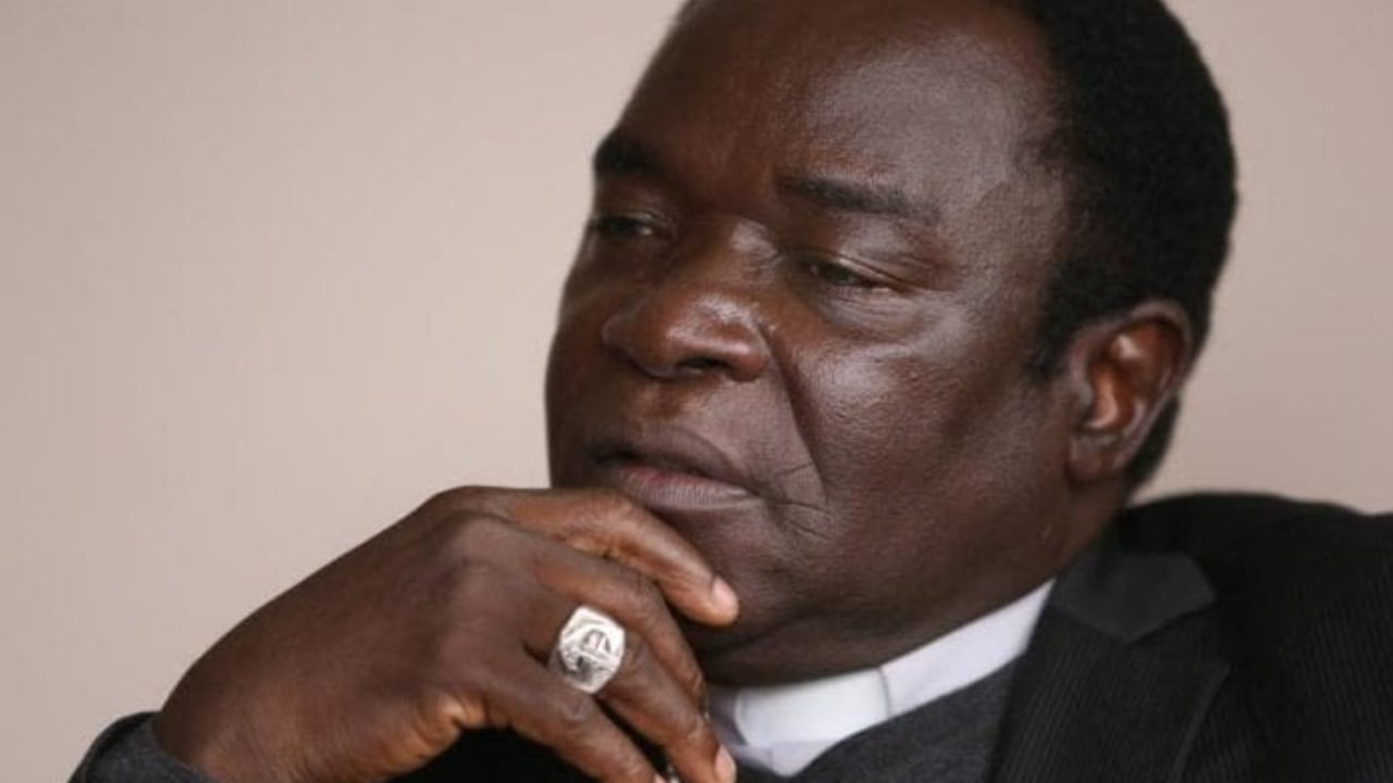 Christmas Day Message: Muslim group tells Bishop Kukah to apologise