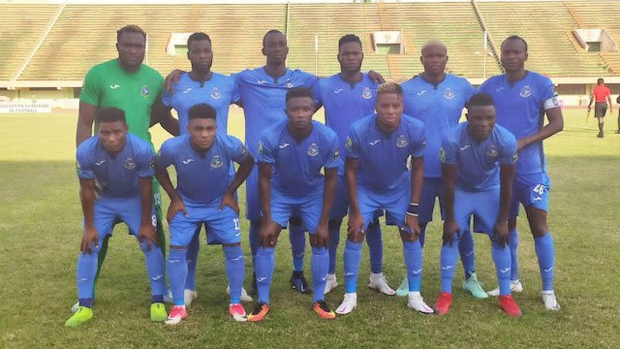 Enyimba book Orlando Pirates in CAF Confed Cup group stage