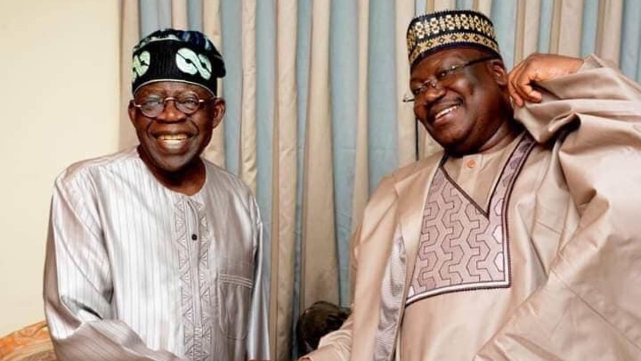 Tinubu prays for Lawan at 62