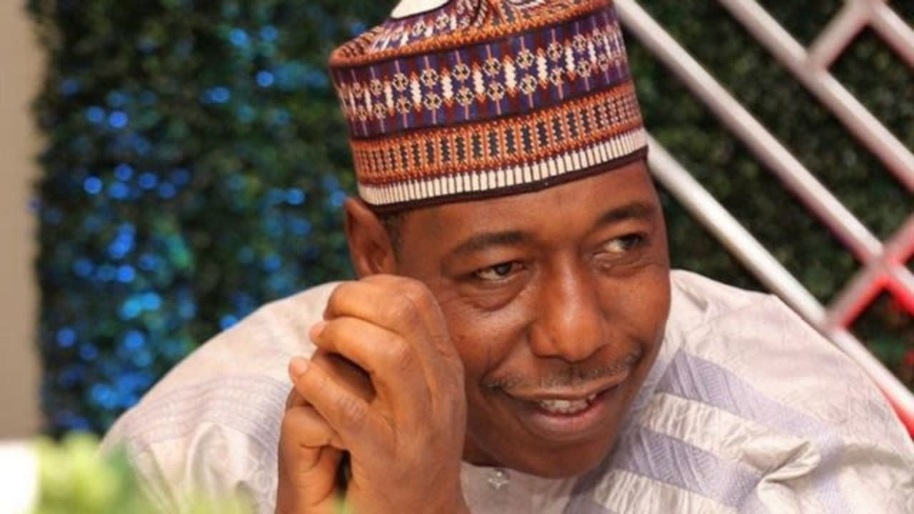 Zulum lauds Army onslaught to recover Marte