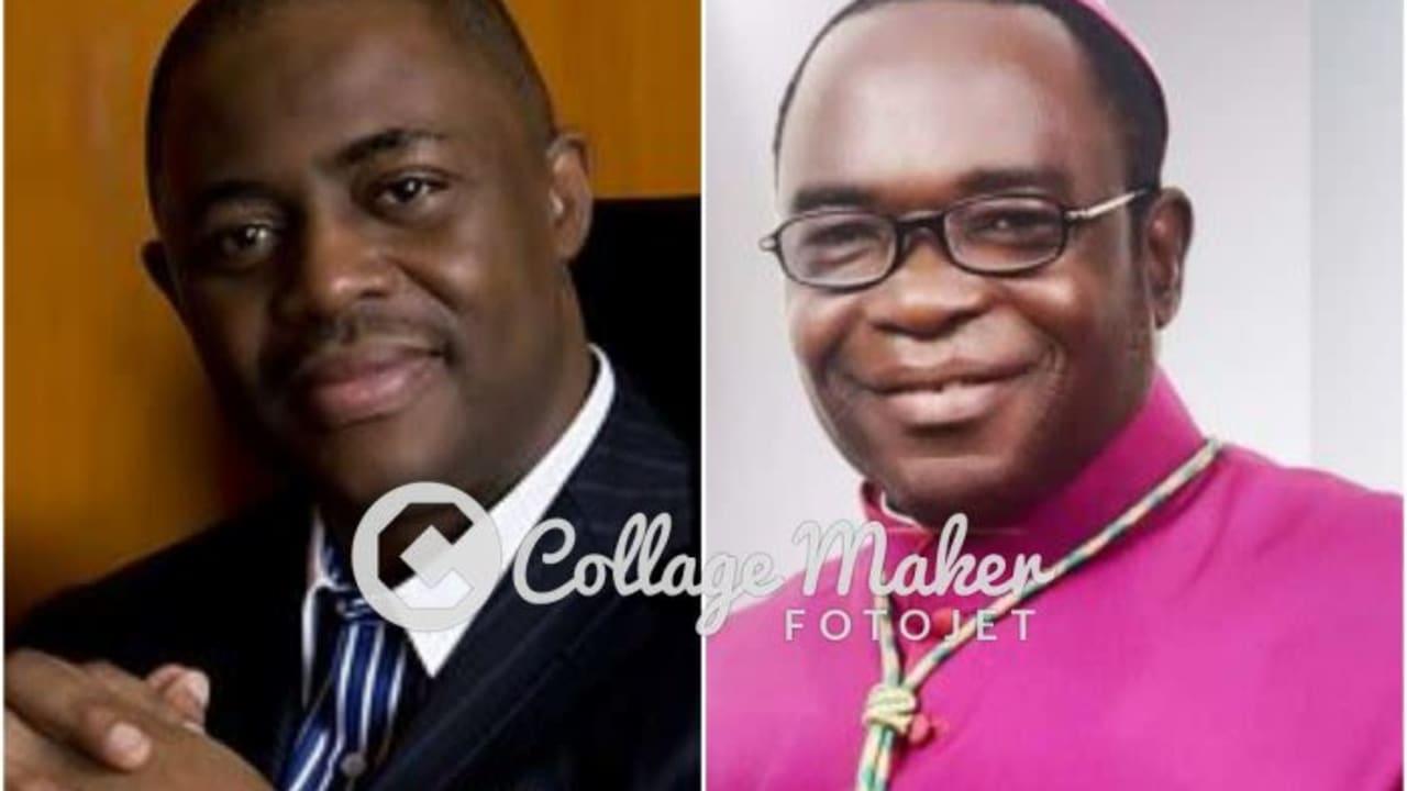 Fani Kayode cautions Muslim group threatening Bishop kukah