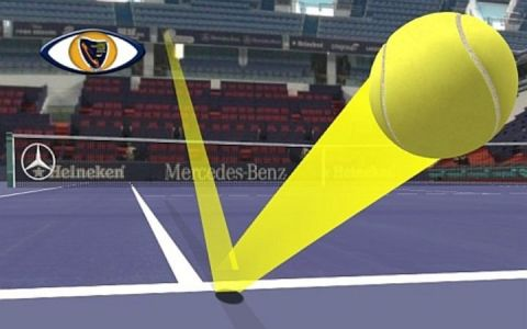 The US Open is in full swing and we're looking forward to some close calls. But who gets the final decision? Oftentimes it's Hawk-Eye, a British computer-vision system.