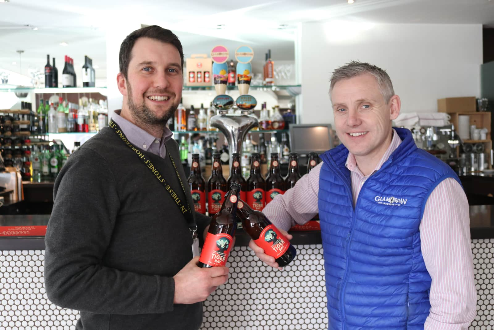 Glamorgan Brewery Brand and Product Partner.
