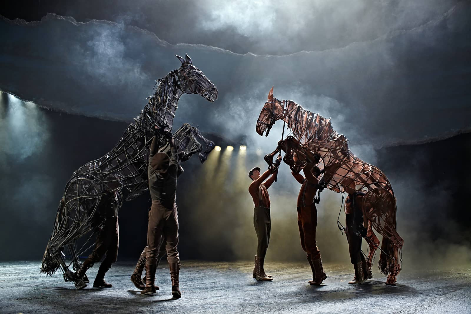 "'We really enjoyed the dinner, the company and of course the War Horse production - which was quite incredible."" ARUP; Client Engagement Evening"