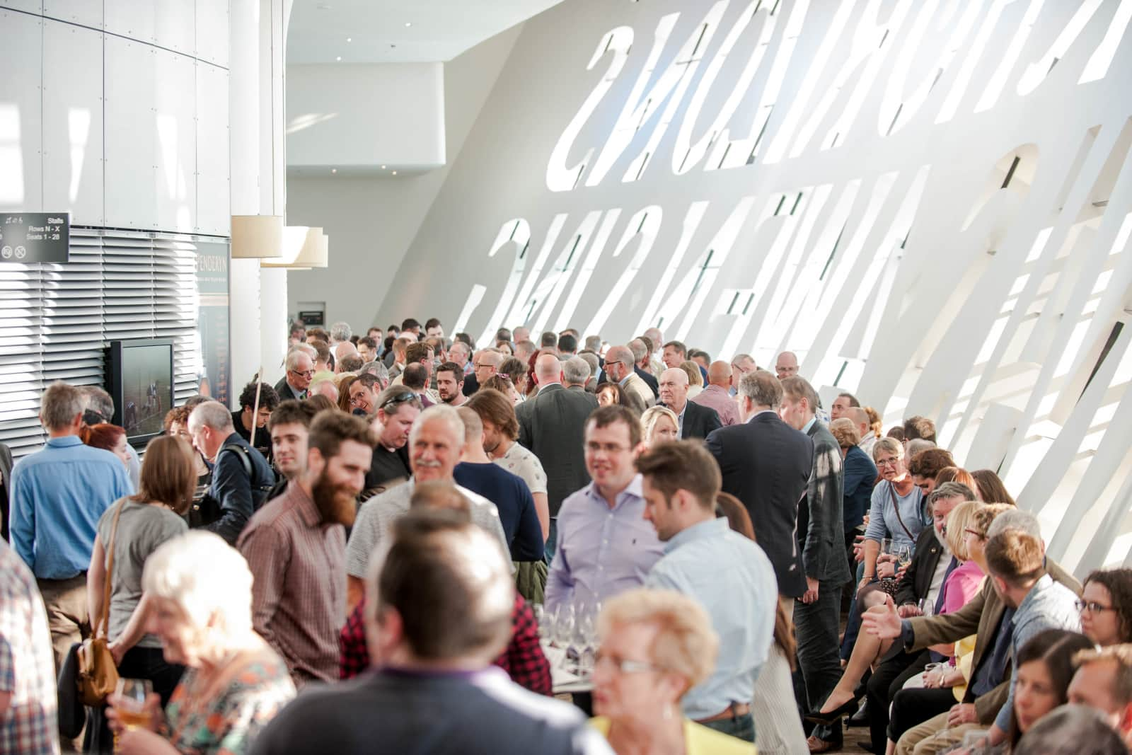 We run great networking events in our stunning theatre bars