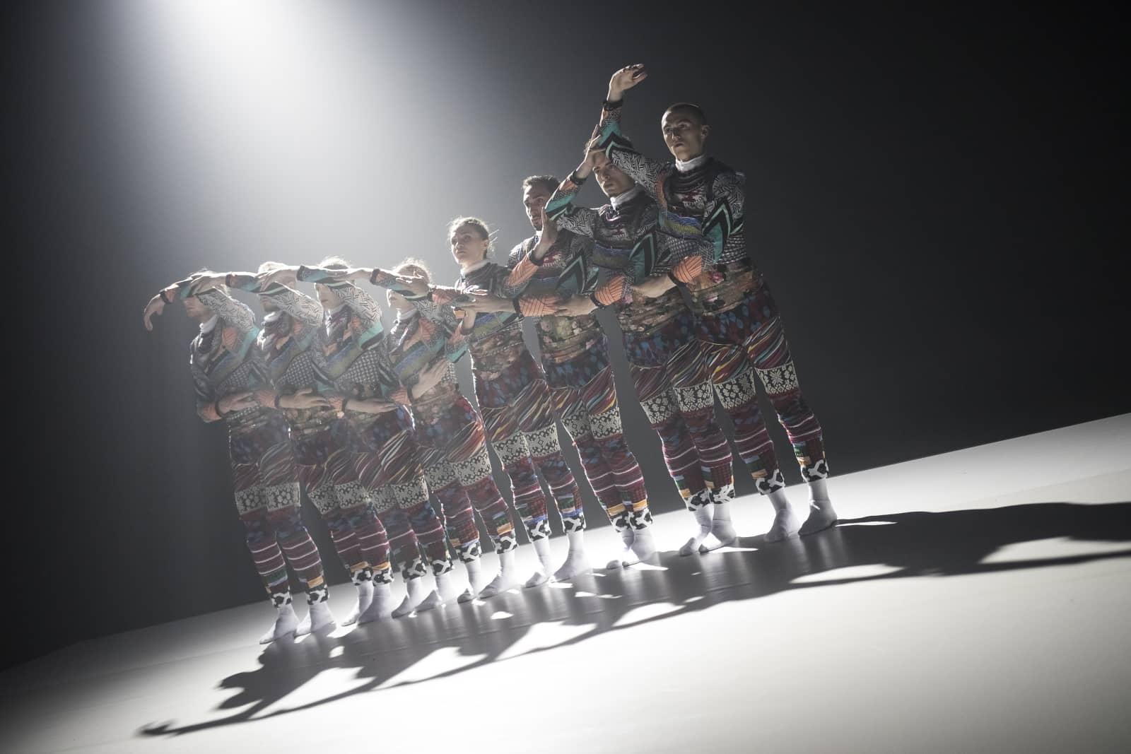 TUNDRA, a dance by Spanish guest choreographer Marcos Morau