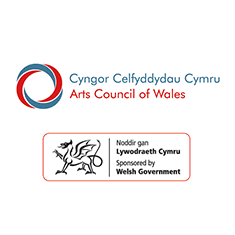 Arts Council Wales & Sponsored by Welsh Government