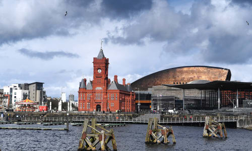 Cardiff Bay @VisitWales