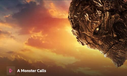 A Monster Calls ar BBCiPlayer