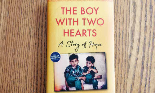 The Boy with Two Hearts, Hamed Amiri