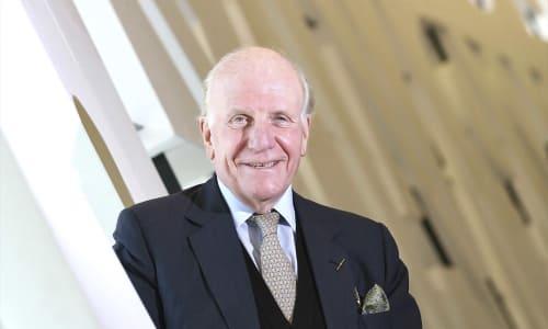 Lord Rowe-Beddoe DL