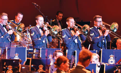 Royal Air Force in Concert: Centenary Tour