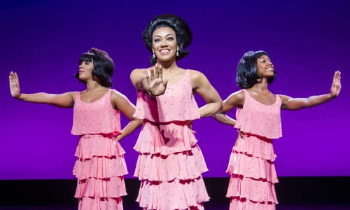 Karis Anderson and Cast as Diana_Ross and The Supremes