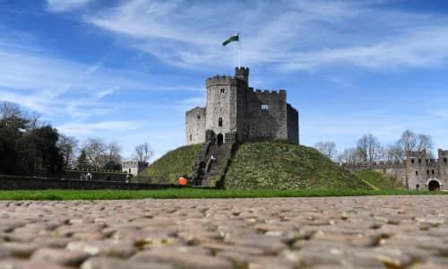 Cardiff Castle - @Visit Wales
