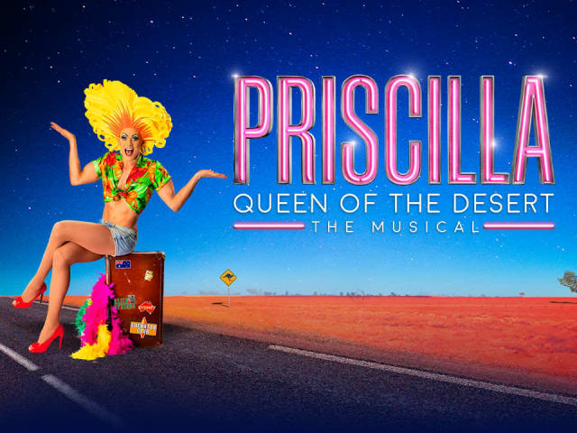 Priscilla | 5th-9th May | Prices from £15.50