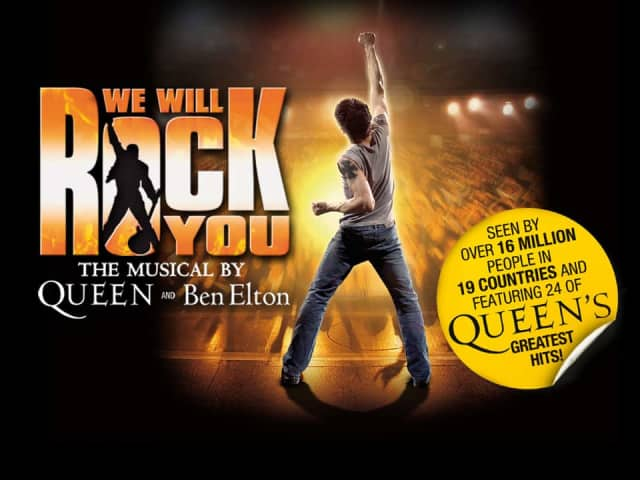 We Will Rock You | 6 April - 18 April 2020 | Tickets from £19.50