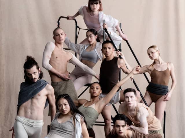 the dancers of Rambert2