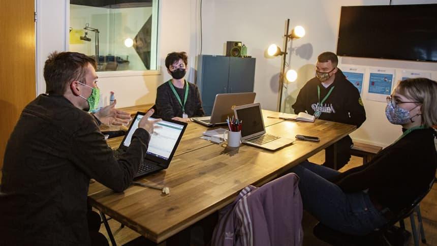 Radio Platfform team planning