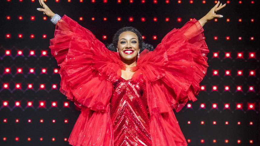 Motown the Musical: Karis Anderson as Diana Ross