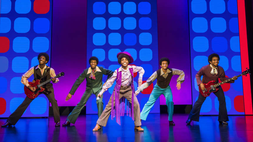 Motown the Musical: Jackson 5