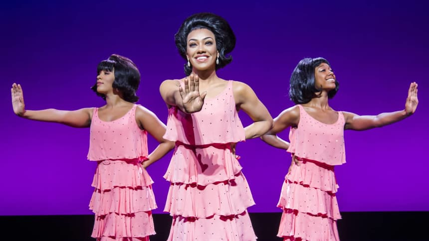 Motown the Musical: Diana Ross and The Supremes