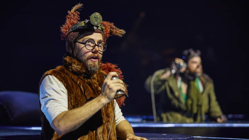 The Lion, The Witch and The Wardrobe at Wales Millennium Centre, December 2020